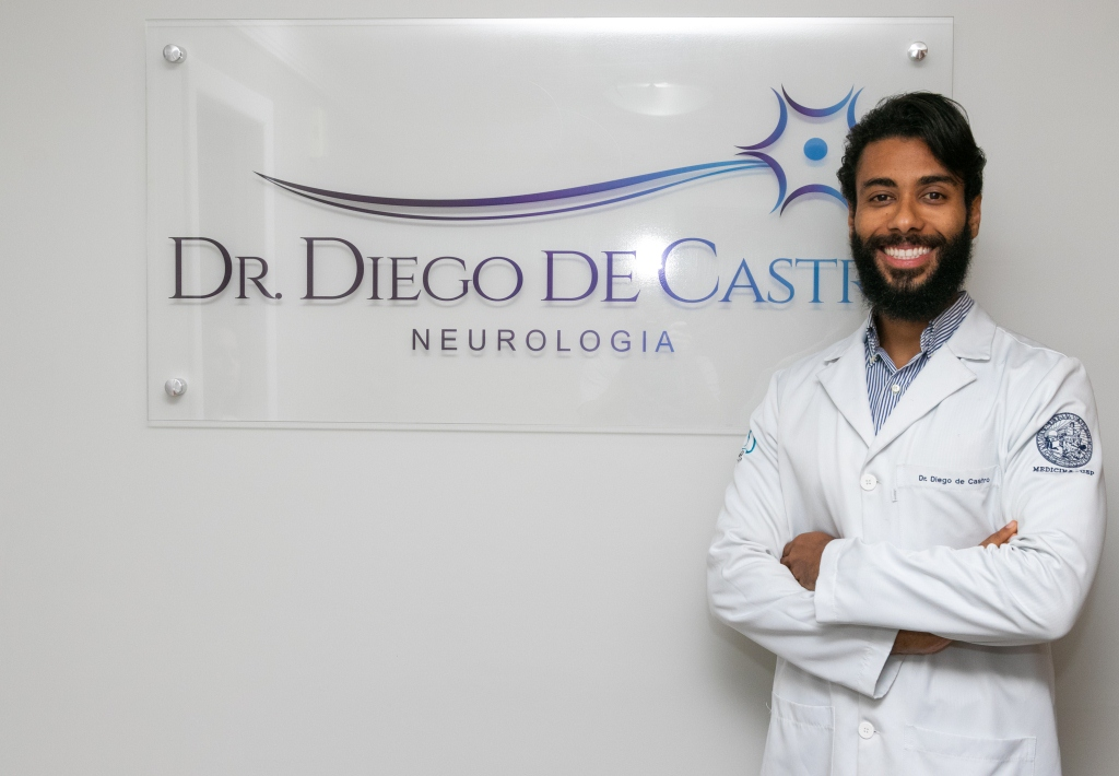 Neurologista SP Dr Diego de Castro