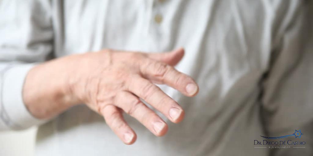 Tremor no Parkinson