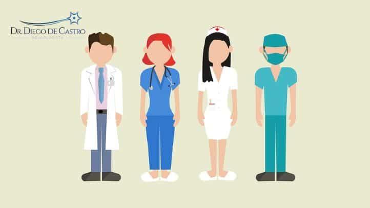 Equipe Multidisciplinar no Tratamento da Esclerose Múltipla