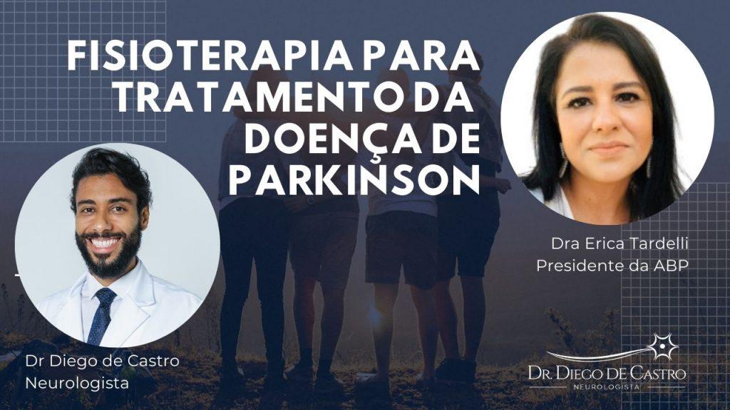 Fisioterapia para Doença de Parkinson
