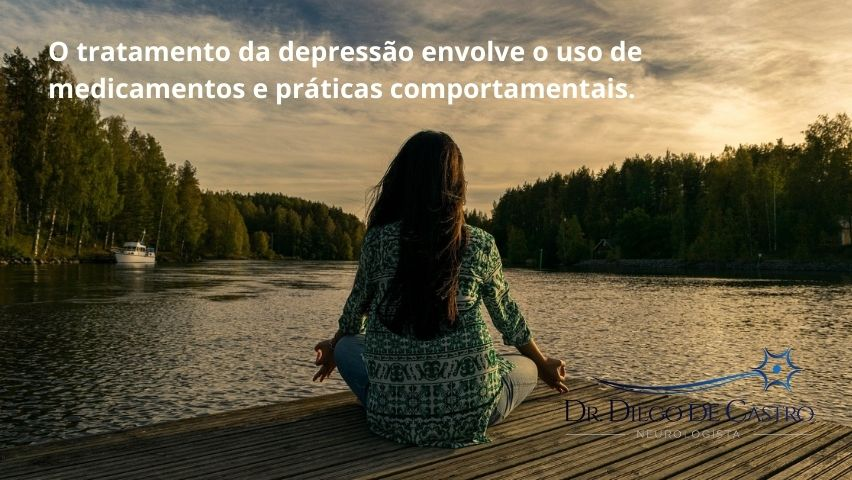tratamento da depressão