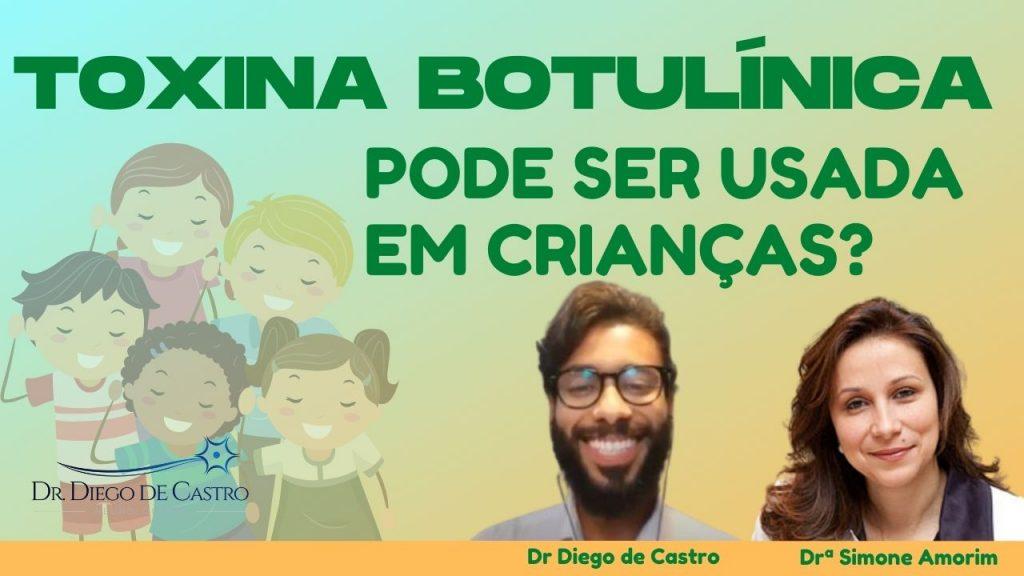 Tratamento de Crianças com Toxina Botulínica