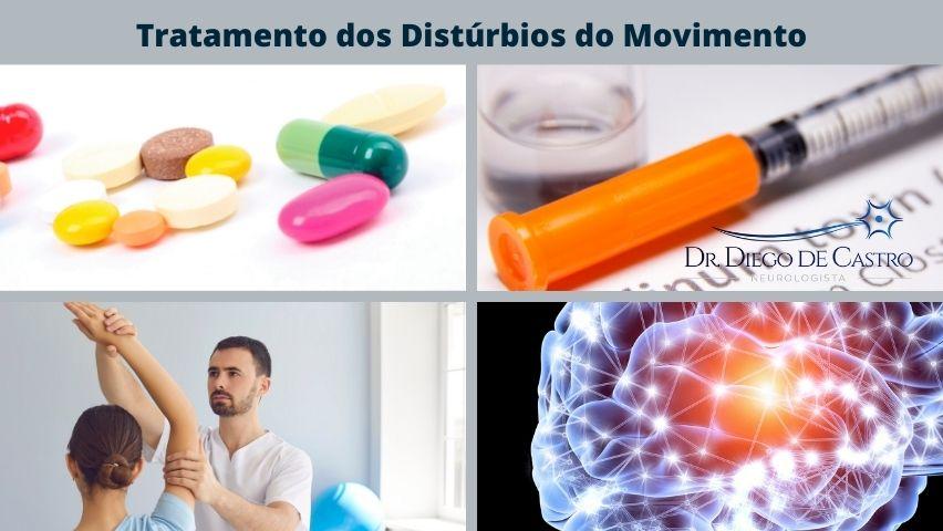 Tratamento dos Distúrbios do Movimento