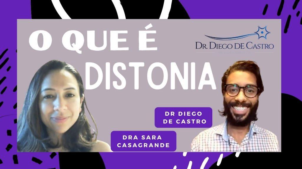 O que é Distonia | Dr Diego de Castro Neurologista