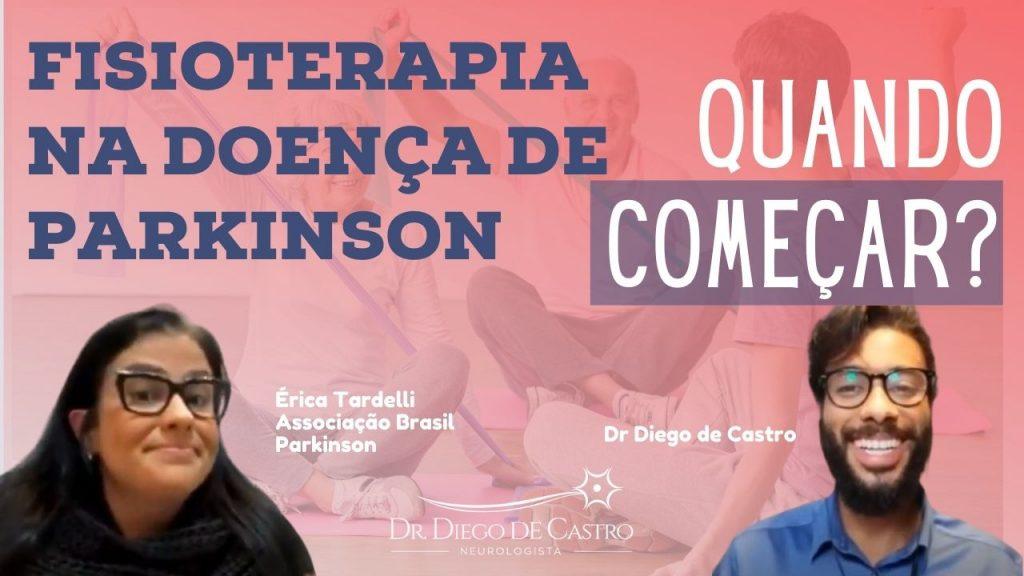Quando Começar a Fisioterapia na Doença de Parkinson?
